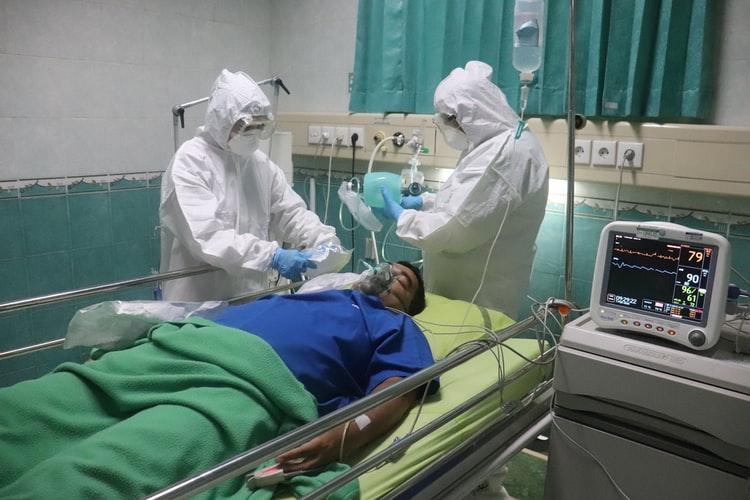 Covid Patient