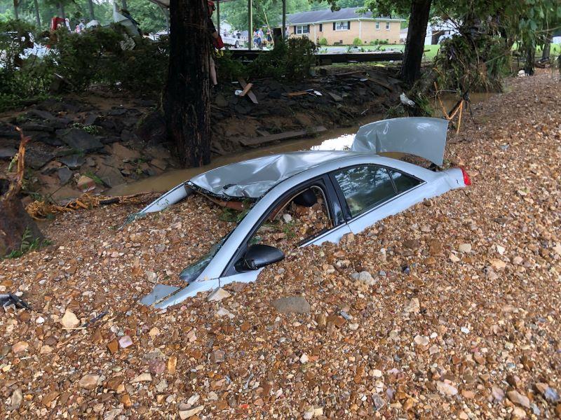 Vehicle Debris