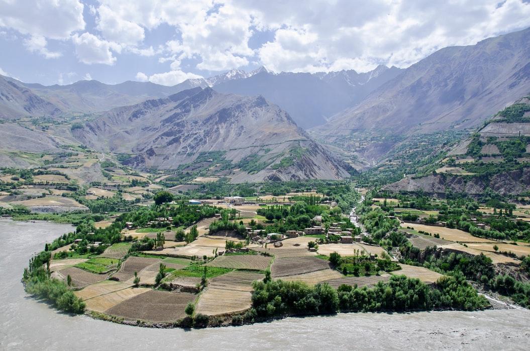 Afghan City