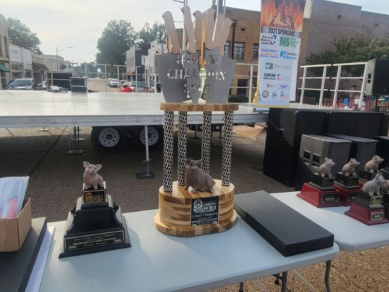 Octoberfest Trophy